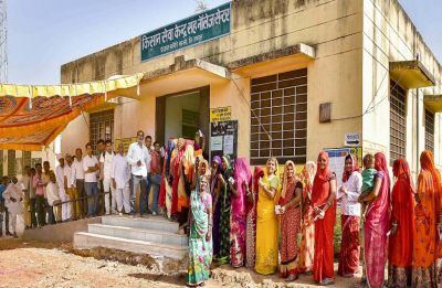 Lok Sabha elections Phase 5: Over 63% voter turnout recorded in Rajasthan
