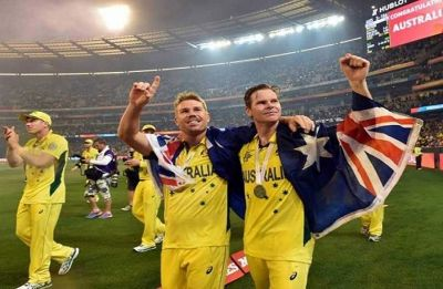 Australia hold nerve to beat New Zealand by one wicket in Brisbane warm-up