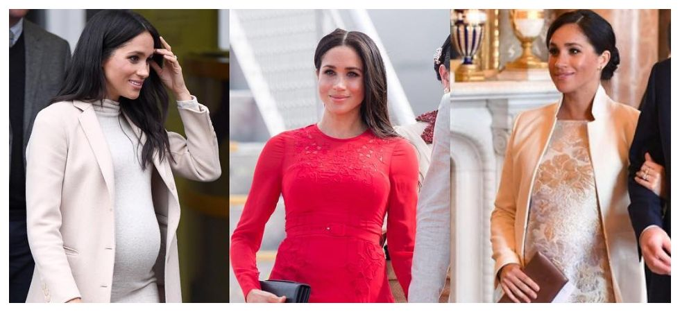 Rumours suggest Meghan could be expecting twins (Photo: Instagram)