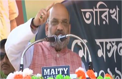 'He is coming back to power': Shah slams Mamata over 'don't consider Modi as PM' remark