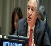 Antonio Guterres appreciates India's continued support to UN's counter-terrorism work