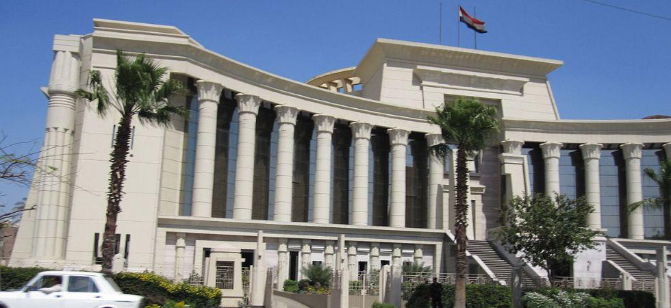 Egypt Court (Photo Credit: Twitter)