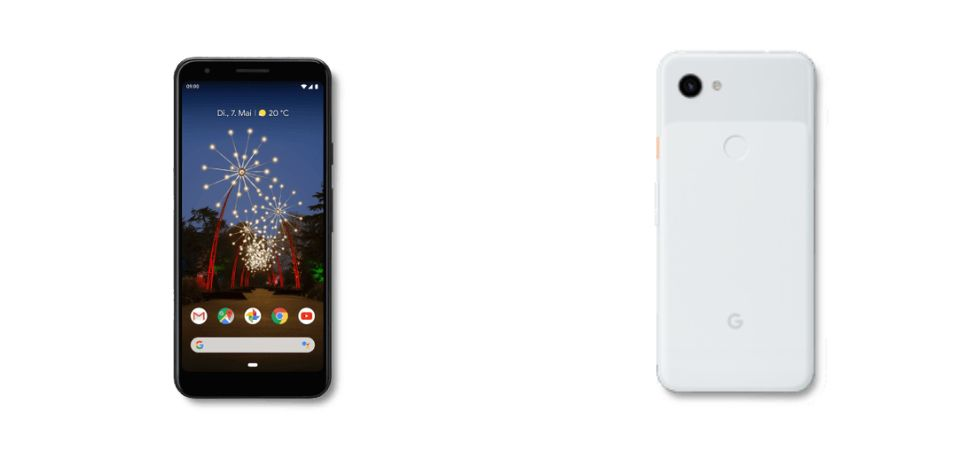 Google Pixel 3a (Photo Credit: Twitter/ @rquandt)