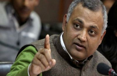 Delhi High Court quashes FIR accusing AAP MLA Somnath Bharti of domestic violence