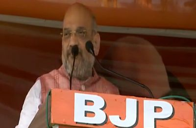 Will Lord Ram's name be taken in Pakistan, if not in India? Amit Shah