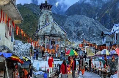 Char Dham Yatra begins in Uttarakhand today, loudspeakers installed to curb accidents during pilgrimage