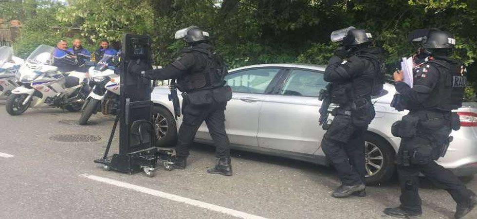 Police said the incident did not appear to be terrorism-motivated. (Image Credit: H24info/Twitter)