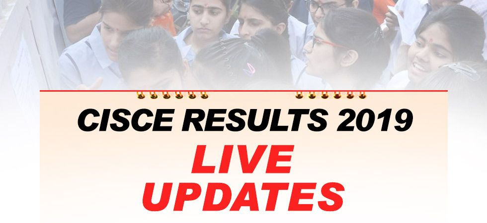 ICSE, ISC Result 2019.