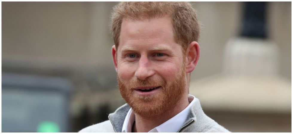 Prince Harry accidentally thanks horses after birth of Baby Sussex (Photo: Twitter)