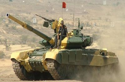 Indian Army to deploy over 460 Russian-origin T-90 'Bhishma' tanks along Pakistan border