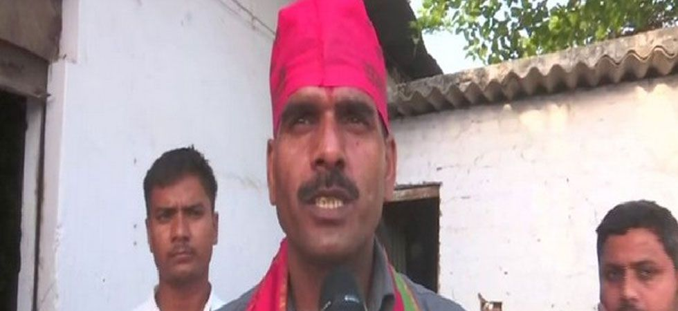 Tej Bahadur Yadav's nomination papers were rejected for his failure to submit a certificate that he was not sacked for either corruption or disloyalty. (Image Credit: ANI)