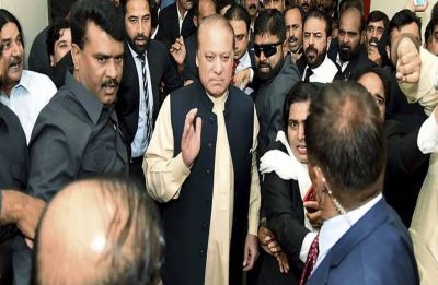 Nawaz Sharif reaches Kot Lakhpat jail after massive roadshow