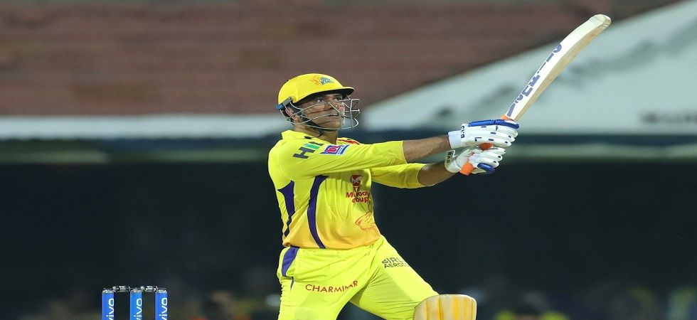 MS Dhoni has led Chennai Super Kings to playoffs stages every time since incarnation of IPL (Image Credit: Twitter)