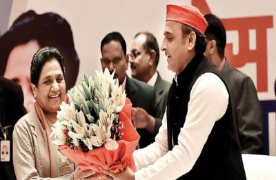 In UP's Azamgarh, 'bua' Mayawati appeals people to vote for 'bhatija' Akhilesh Yadav