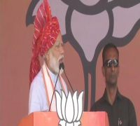 Opposition's intention to form 'khichdi sarkar' has fallen out: PM Modi in Haryana
