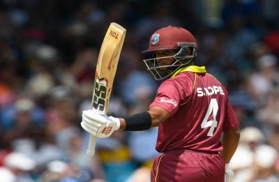 STATS: Shai Hope becomes first batsman in history to score four consecutive ODI centuries as an opener