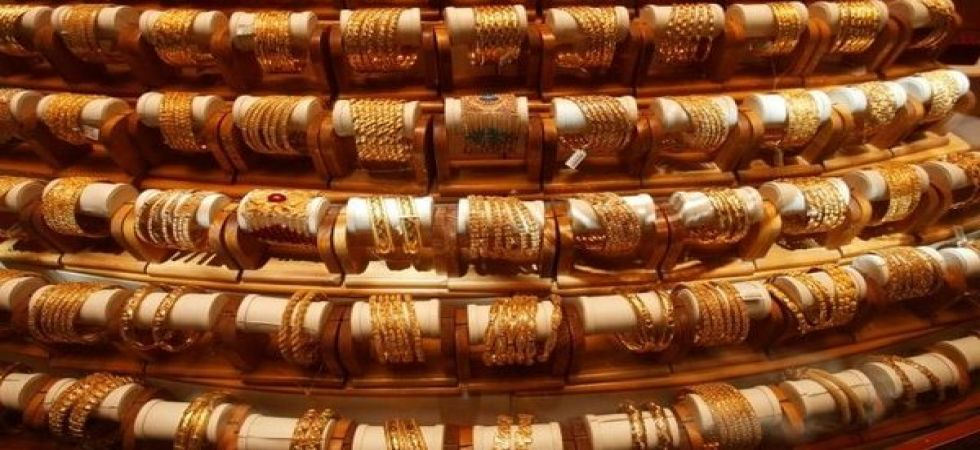 Gold market in Akshaya Tritiya (Representational Image)