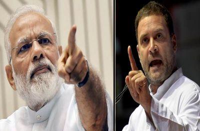 'Modi Ji, your time is up': Rahul Gandhi's NYAY jibe at PM