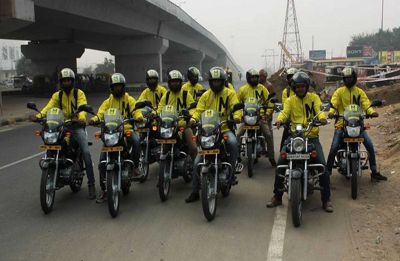 App-based 2-wheeler taxi service launched in Shillong