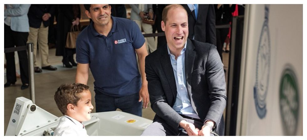 Prince William welcomes Baby Sussex with classic dad humour (Photo: Instagram)