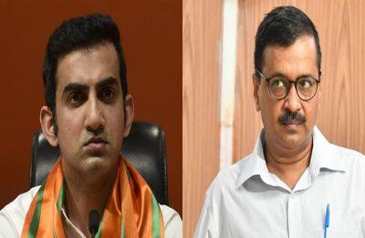 'Kejriwal a filth, his jhadu needed to clean his dirty mind': Gautam Gambhir slams pamphlet charge
