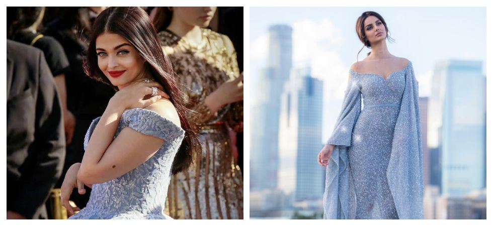 Aishwarya Rai finds her 'twin' in Iranian model Mahlagha Jaberi (Photo: Instagram)