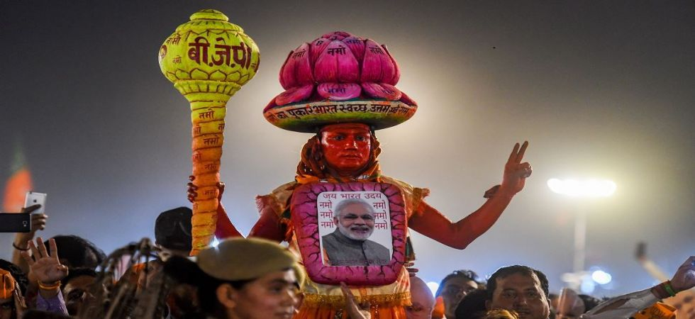 Campaigning for Phase 6 of Lok Sabha elections (Photo Source: PTI)
