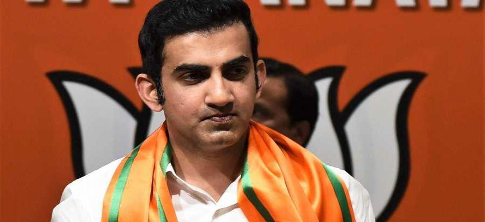 Cricketer-turned-politician Gautam Gambhir (File Photo)