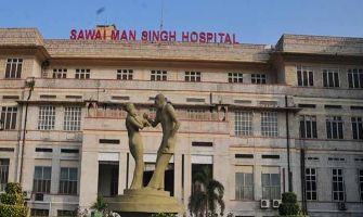 Fire at drug store in Jaipur's SMS Hospital, patient dies after smoke fills up women's ward