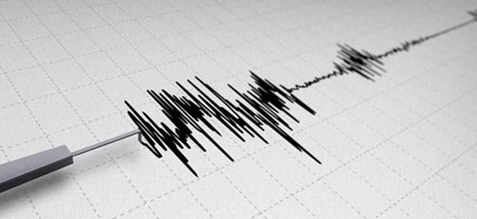 The earthquake struck at 8:48 a.m. local time Friday and had an epicentre 39 kilometres (24 miles) southeast of Miyazaki, a city of about 400,000