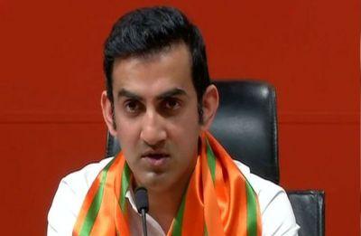 AAP sends notice to BJP, Gautam Gambhir demanding apology