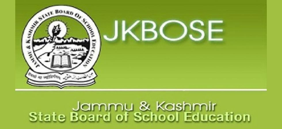 JKBOSE Higher Secondary Part Two Jammu Summer Zone Results