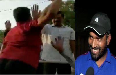 Man who slapped Arvind Kejriwal in Delhi's Moti Nagar rally says he regrets it