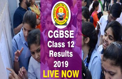LIVE: Chhattisgarh Board Class 12th Result 2019 ANNOUNCED at cgbse.nic.in, CHECK HERE