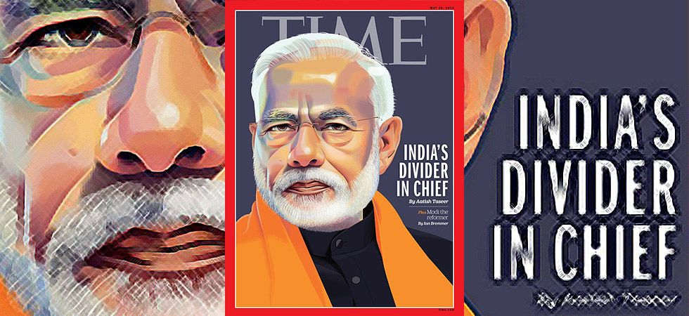 As The Lok Sabha Polls Biggest Elections On Earth Enter Final Phase A Cover Story By Prominent American Magazine Is Likely To Stoke Massive