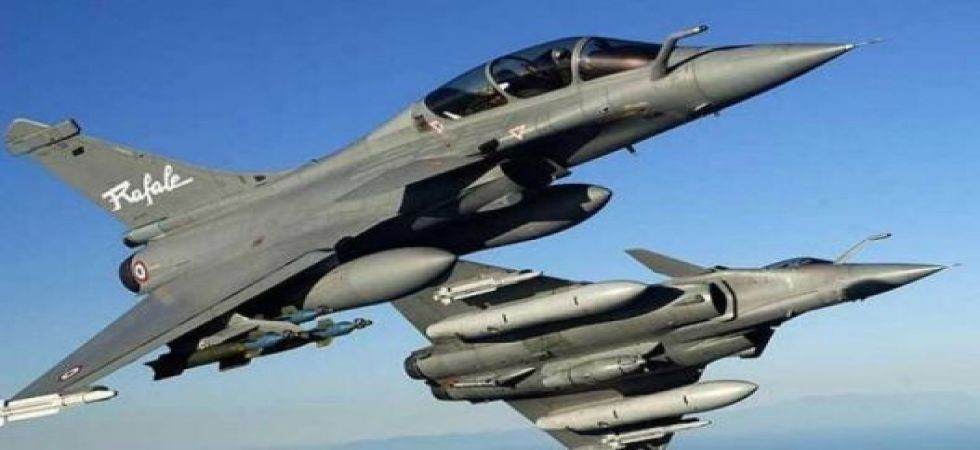 Rafale fighter jet deal (Representational Image)