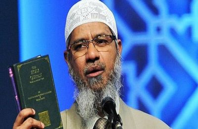'Why problem with my Rs 65 lakh per month?': Zakir Naik says ED 'lying', asks if it's under 'pressure'
