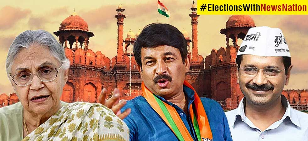 Delhi will go to polls in the sixth phase of 2019 Lok Sabha elections on Sunday.