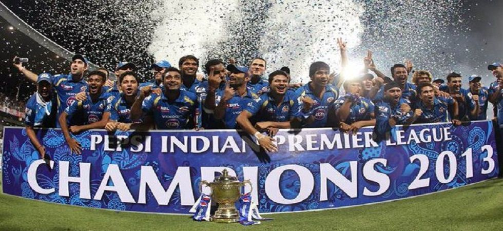 Rohit Sharma's Mumbai Indians have won the title on three occasions in the year 2013, 2015 and 2017. (Image credit: Twitter)