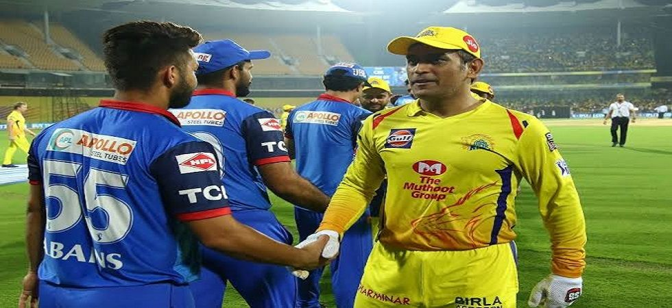 MS Dhoni entered the finals of the IPL for the eighth time playing for Chennai Super Kings in the IPL. (Image credit: Twitter)