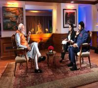 PM Modi on News Nation: 'India warned Pakistan - don't touch Abhinandan Varthaman or else...'