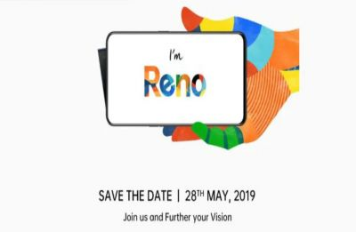 Oppo Reno series to be launched in India on May 28: Specifications, pricing details inside