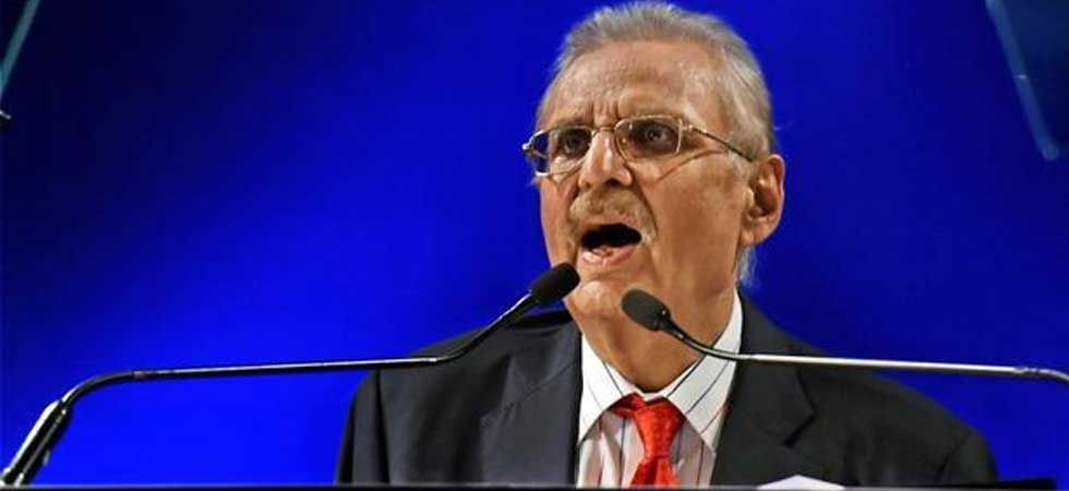 Noted industry leader and ITC Chairman YC Deveshwar (File Photo/PTI)