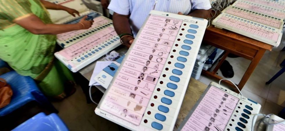 Over 10.17 crore voters are eligible to exercise their franchise to choose among the 979 candidates in fray. (File Photo)