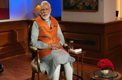 PM on News Nation: Will personally go and honour a journalist who questions Opposition on Rafale