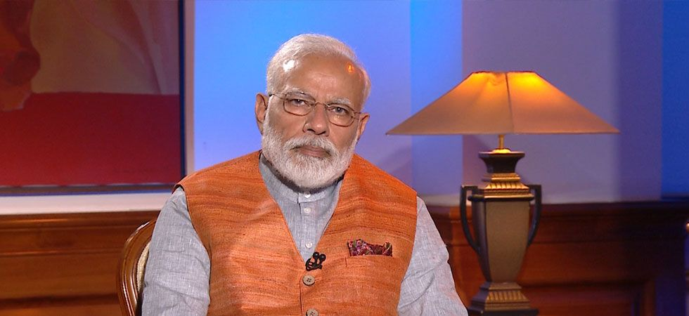 PM Modi answered questions that revealed lesser-known aspects of his life. (Image Credit: News Nation)