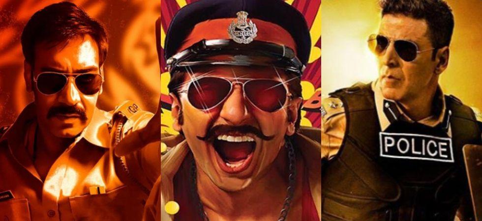 Rohit Shetty to bring 'Singham', 'Simmba, 'Sooryavanshi' in one film