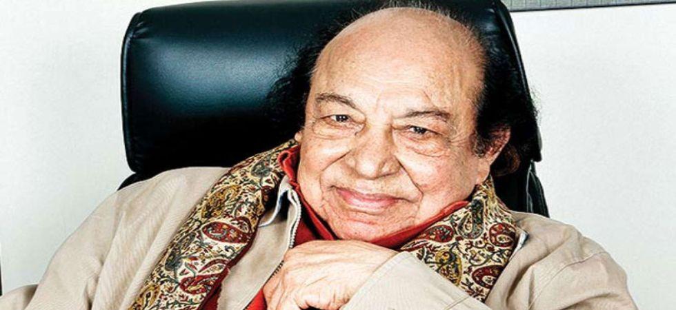 Bollywood's acting guru Roshan Taneja passed away at 87