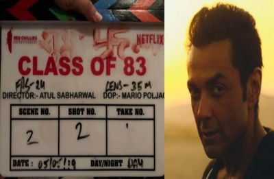Shah Rukh leaves no stone unturned for good project: Bobby on 'Class of 83'