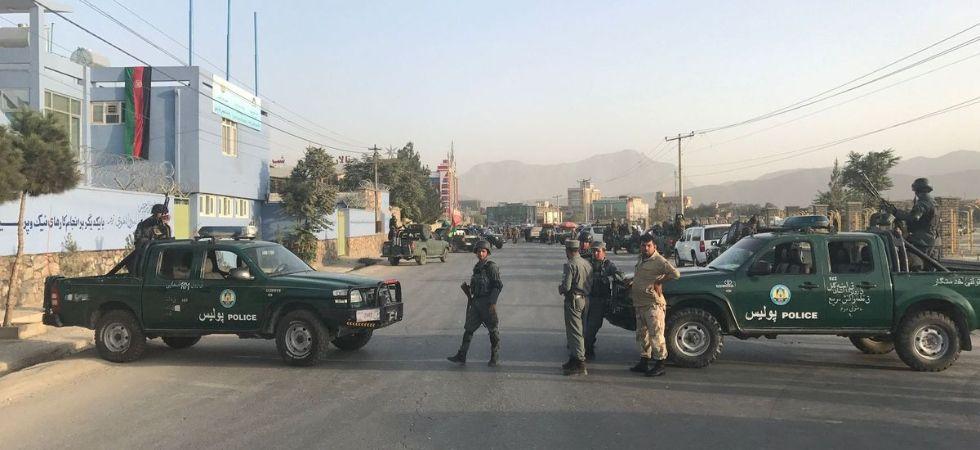 Afghanistan IED Blast (Photo Credit: Twitter)